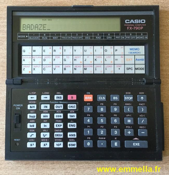 Casio FX-790P