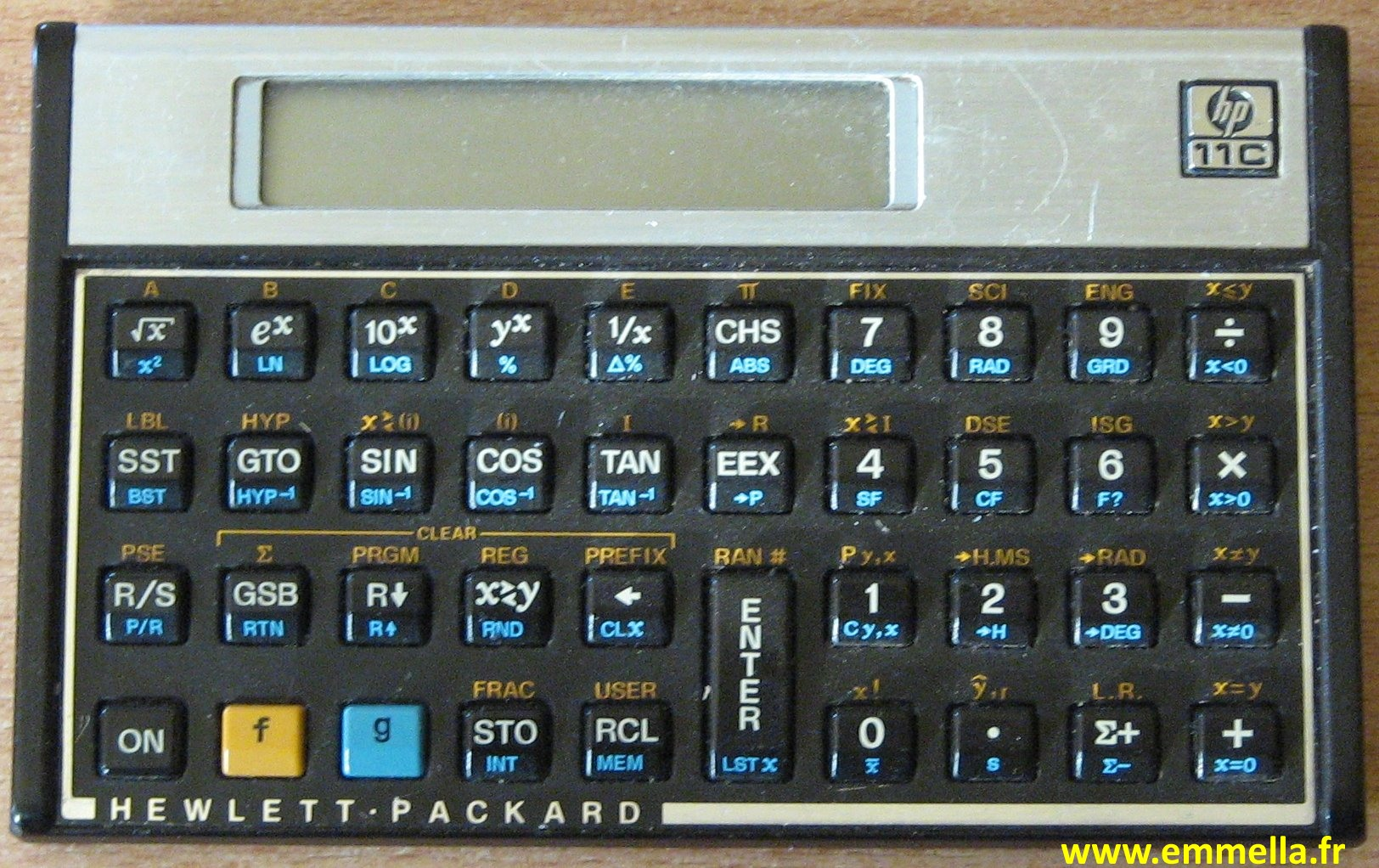 Hewlett Packard HP 11C