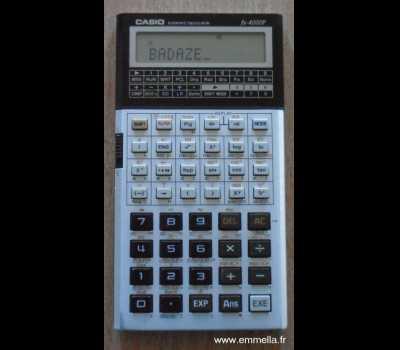 FX-4000P