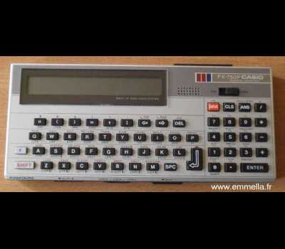 FX-750P
