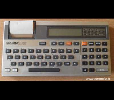 FX-802P