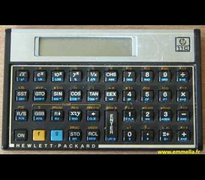HP 11C