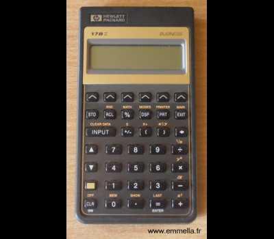 HP 17B II