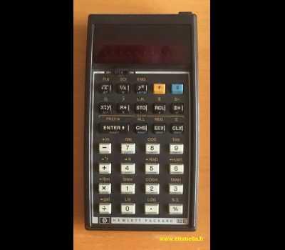 HP 32E