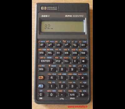HP 32S II