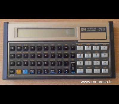 HP 71B