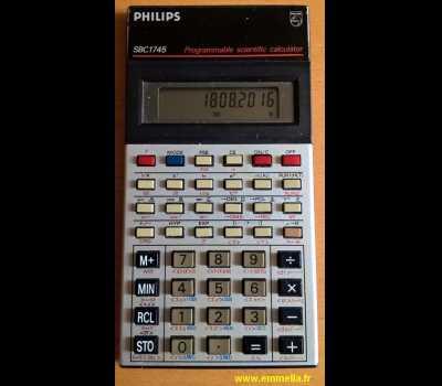 Philips SBC 1745