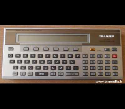 PC-1500 (europeen)