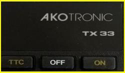 Akotronic TX 33