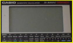 Casio FX-8000G & FX-8500G