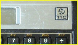 Hewlett-Packard HP 11C