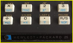 Hewlett Packard HP-25