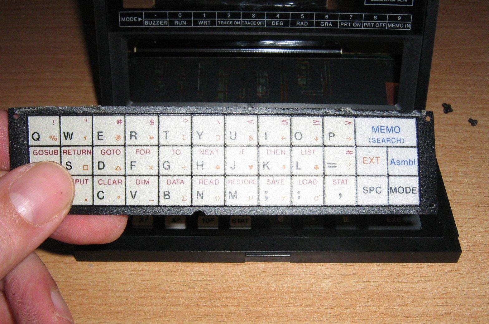 TANDY PC6