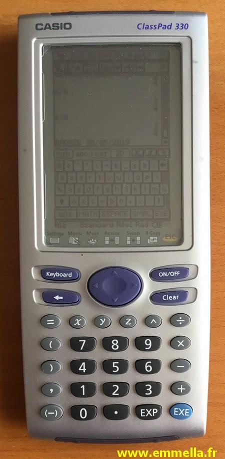 Casio ClassPad 330