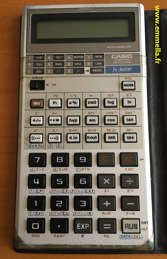 Casio FX-180P Plus