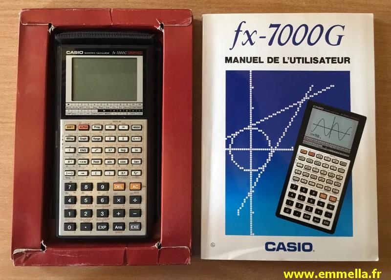 Casio FX-7000G