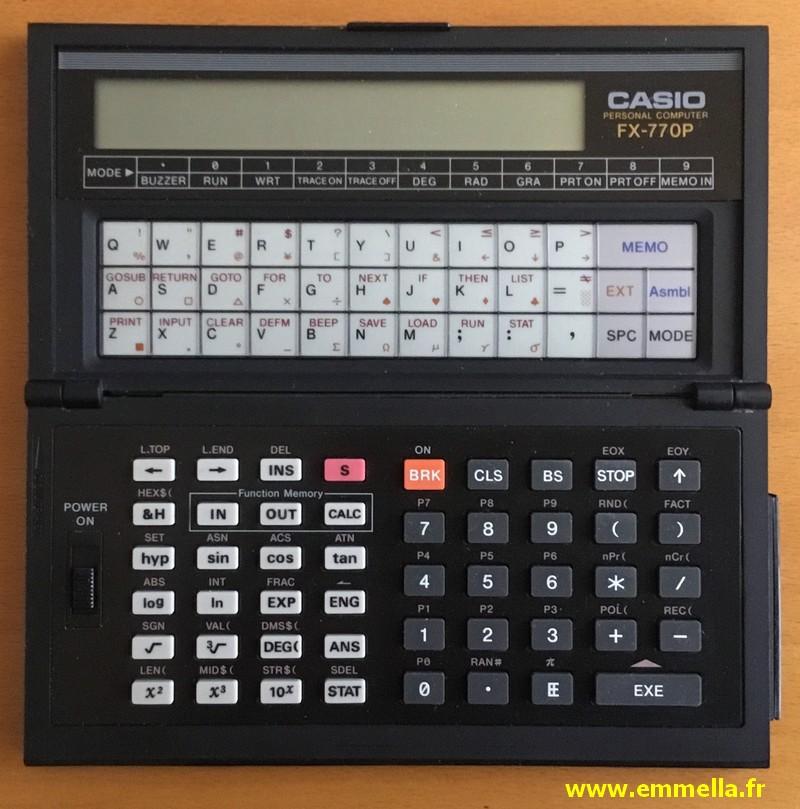 Casio FX-770P