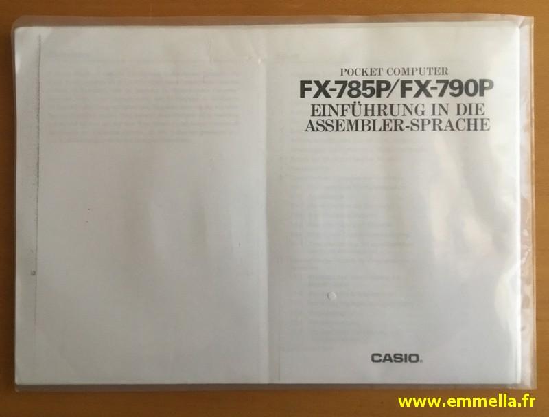 Casio FX-785P