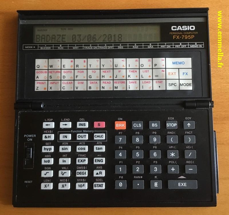 Casio FX-795P