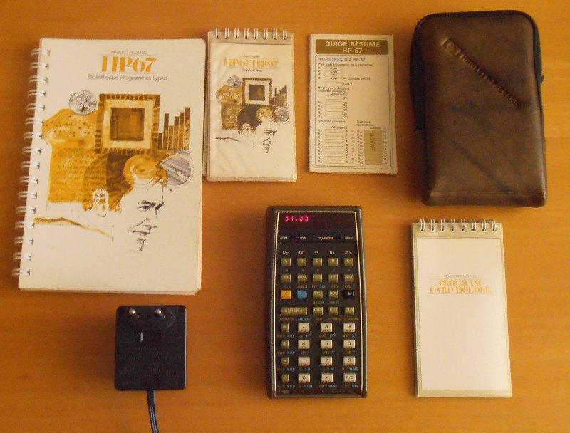 HP 67 & accessoires