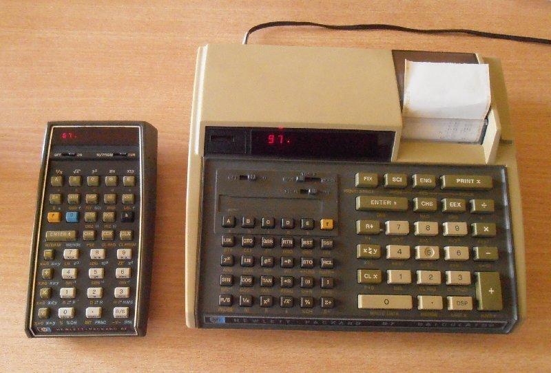 HP 67 et HP97