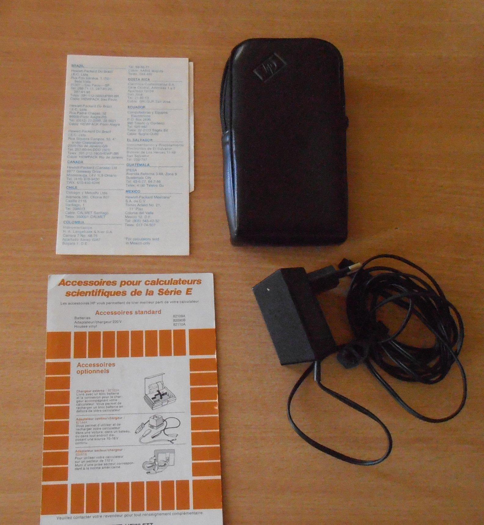 Pochette chargeur HP 33E