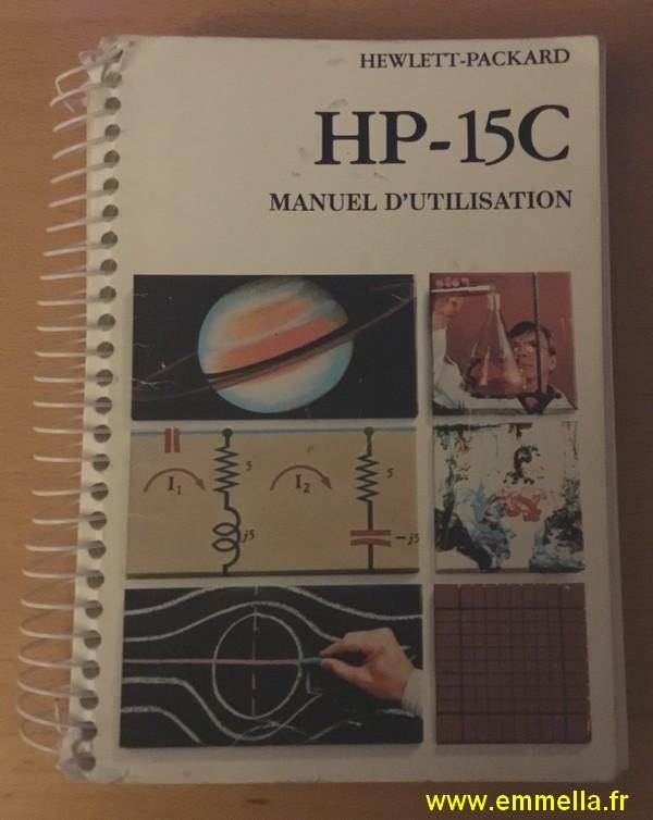 Hewlett Packard HP-15C