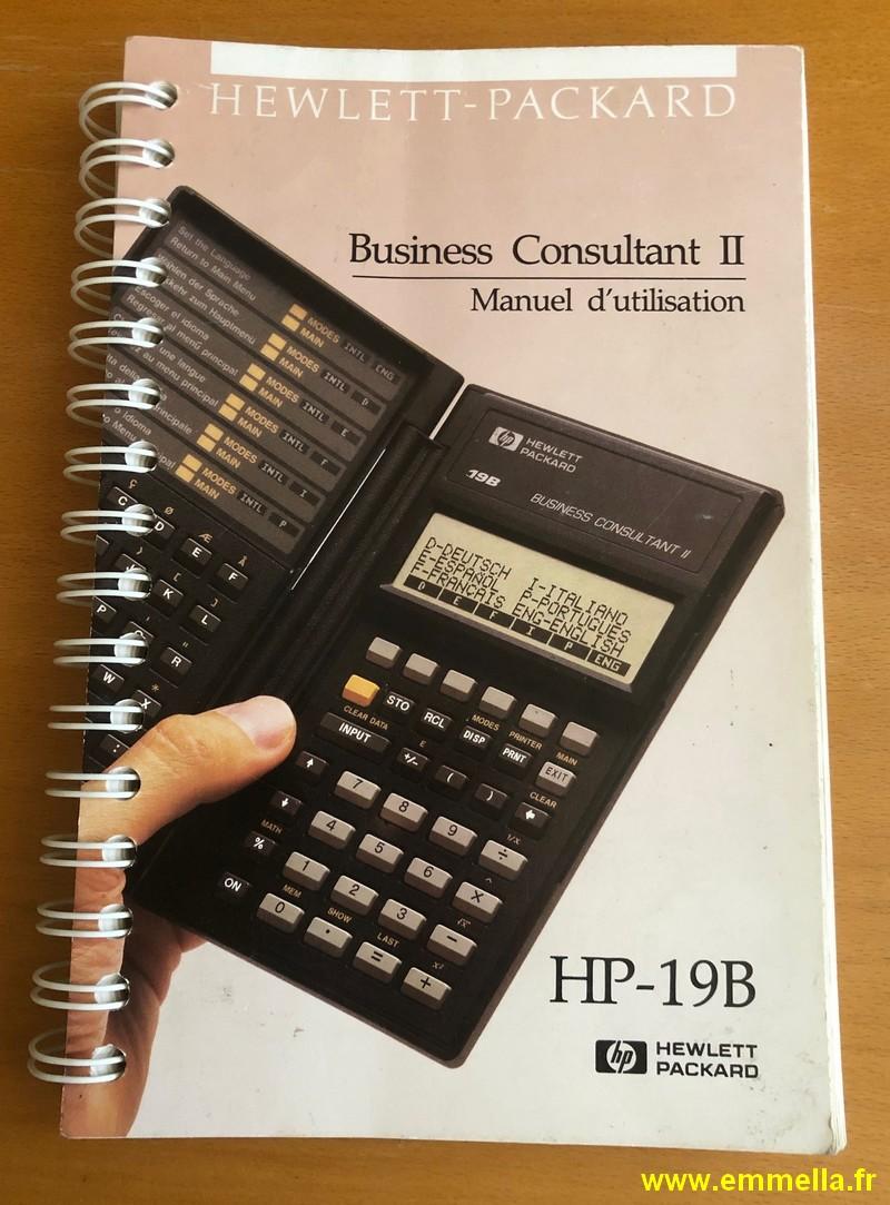 Hewlett-Packard 19-BII