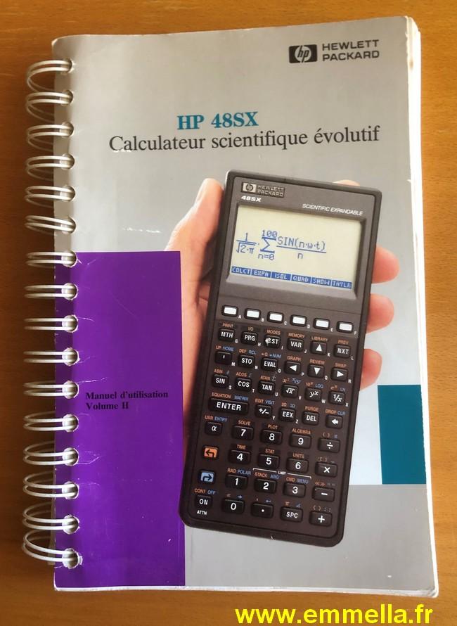 Hewlett-Packard HP 48-SX