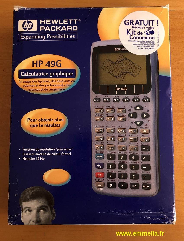 Hewlett-Packard HP-49G