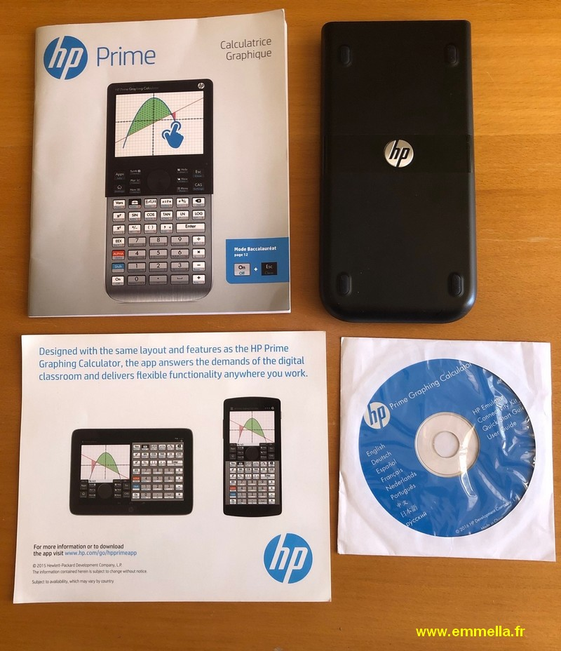 Hewlett-Packard HP-Prime