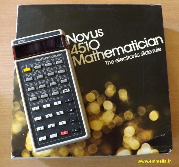 Novus 4510 Mathematician