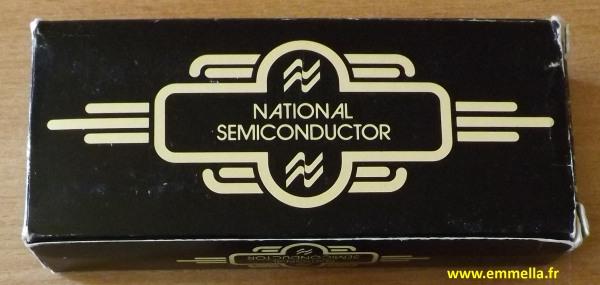 National semiconductor Mathematician