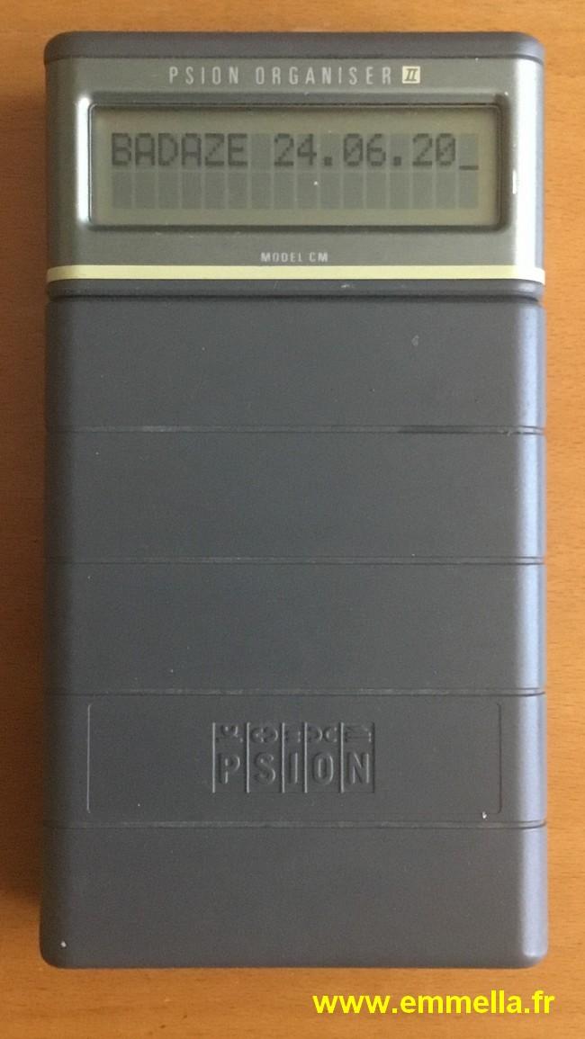 PSION II MODEL CM
