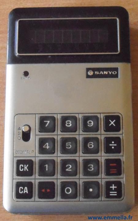 Sanyo ICC 807D