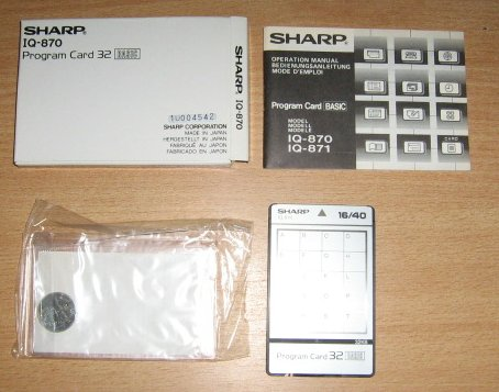Sharp IQ-870