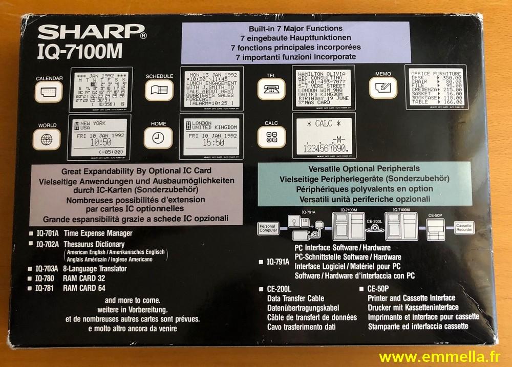 Sharp IQ-7100