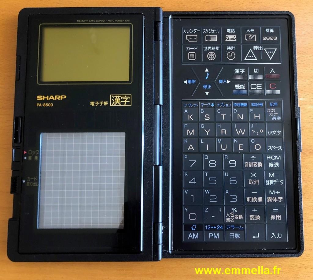 Sharp PA-8500