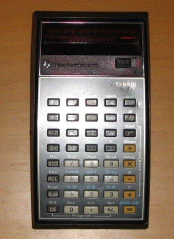 TI 51 III