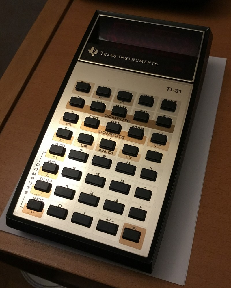Texas Instruments TI 31