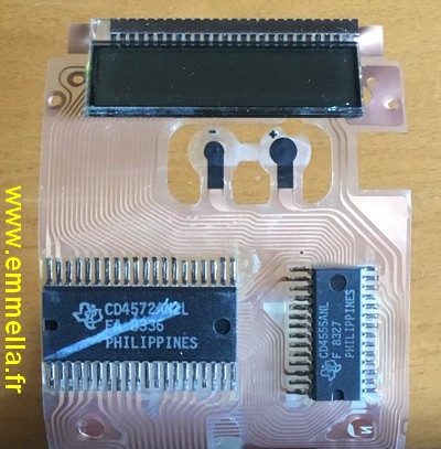 Texas Instruments TI 57 LCD
