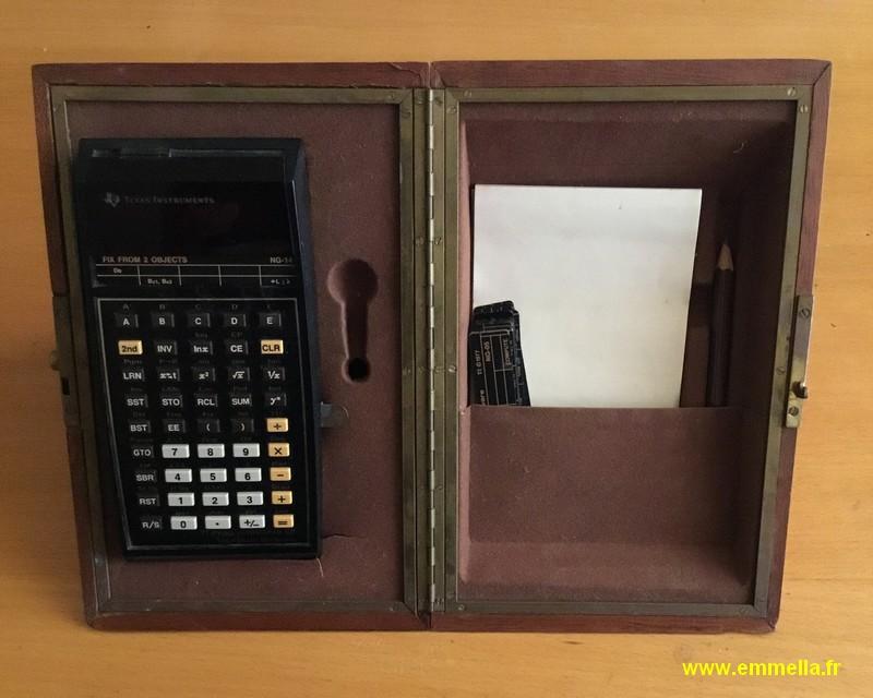 Texas Instruments TI 58 Navigatronic
