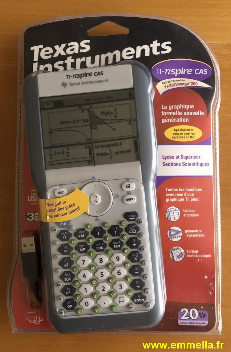 Texas Instruments TI-NSpire CAS
