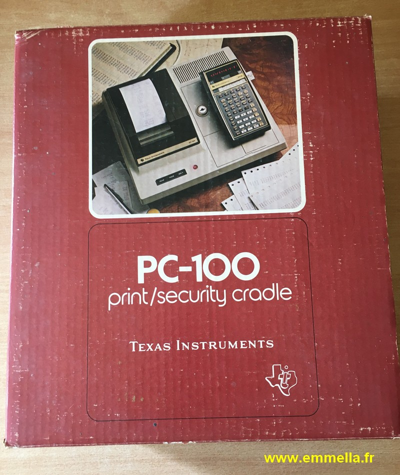 Texas Instruments PC-100