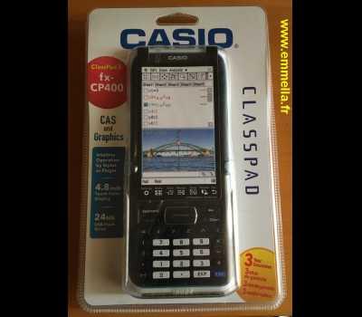 Classpad CP400