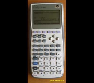 HP 39GS