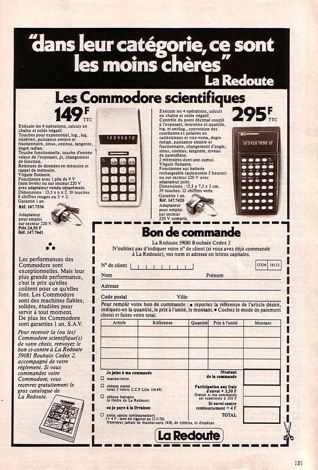 Commodore - La Redoute (2)