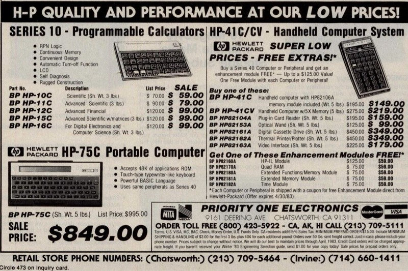 HP Quality and Performance at our LOW Prices