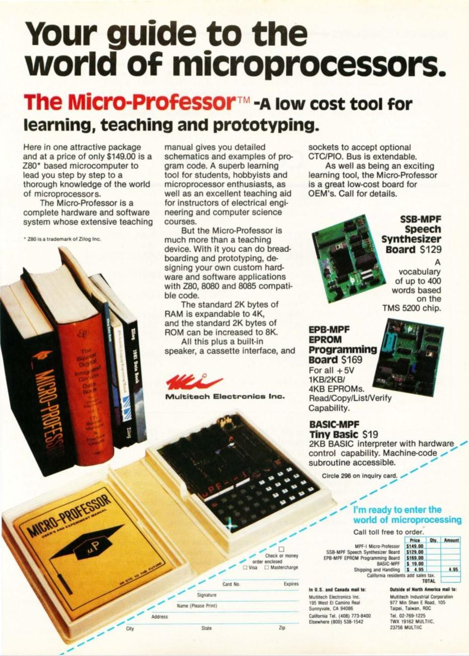 Micro-Professor