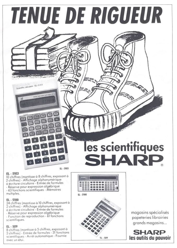 Les scientifiques SHARP